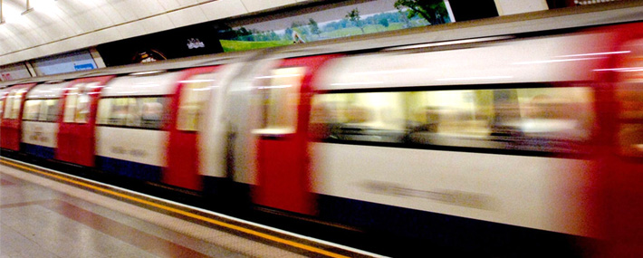 How london underground has changed