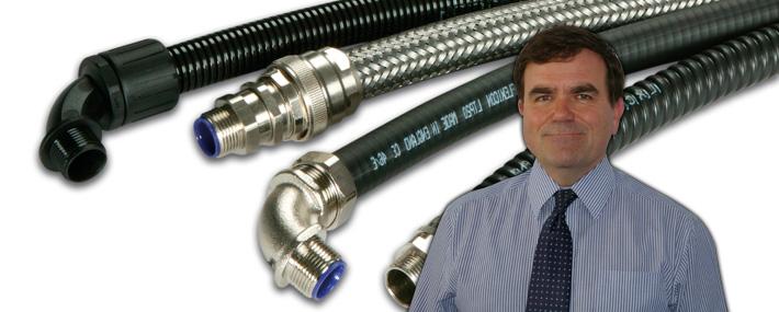 weatherproof flexible conduits