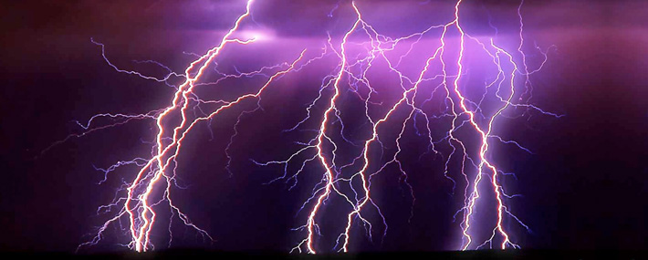 Six point plan lightning protection