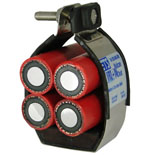 Quad Cable Cleats - 4Way