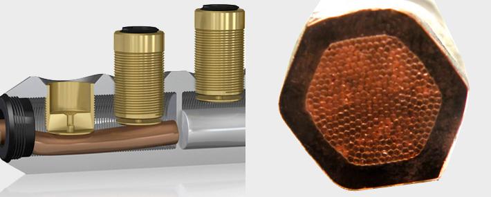 Crimp connectors vs mechanical connectors