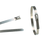 Stainless Steel Cable Ties & Tooling
