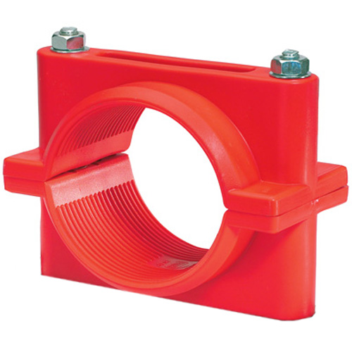 Image for Red HV Cable Cleats