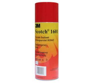 3m scotch 1601 clear protective insulation spray