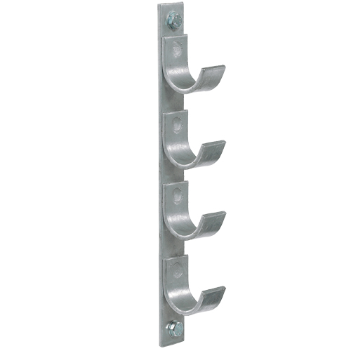 Image for 4 Way Galvanised Steel J Hanger