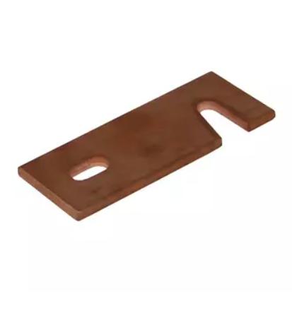 EBL 122 – Copper Earth Bar Connection Link