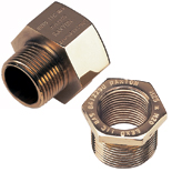 Adaptors Reducers & Thread Conversion Products