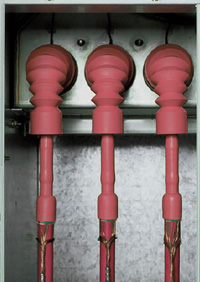 Image for Medium Voltage Bushing Insulation Boots