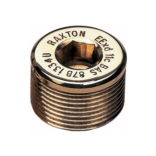 Image for Flameproof (ATEX) Recessed Stopper Plugs