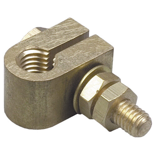 Image for Brass Split Connector Clamp