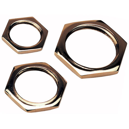 Image for Brass Locknuts