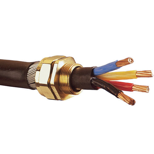 Image for BW Indoor Brass Cable Glands