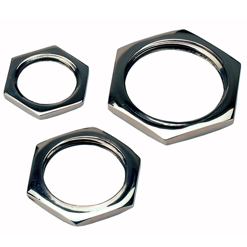 Image for BZP Steel Locknuts