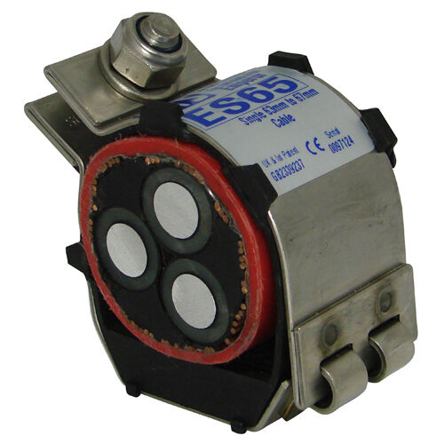 Image for Emperor Stainless Steel Cable Cleats