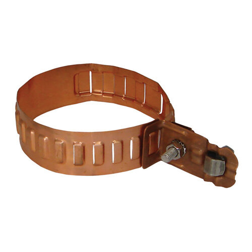 Image for Erico Pipe Earthing Collars