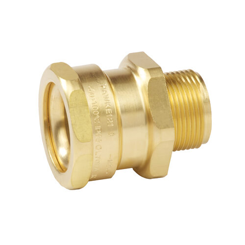 Image for Hawke 121 Brass Industrial Cable Glands