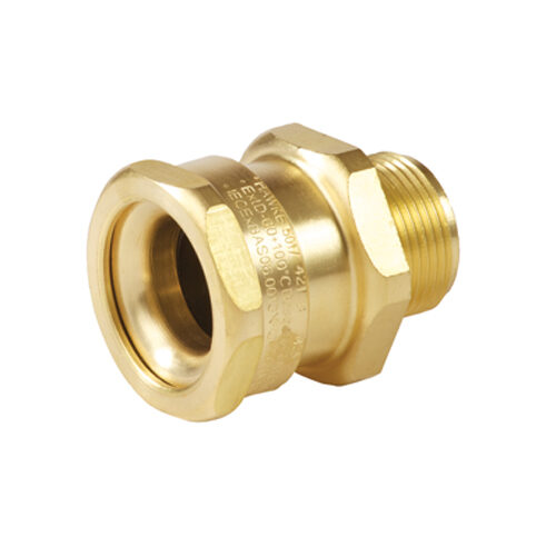 Image for Hawke 501/421 Brass Flameproof (ATEX) Cable Glands