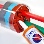 Duct-Sealing Systems for Hazardous Areas