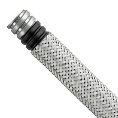 Image for Flexicon LFHUBRD LFH Stainless Steel Braided Conduit