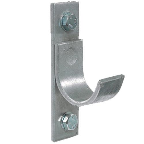 Image for 1 Way Galvanised Steel J Hanger