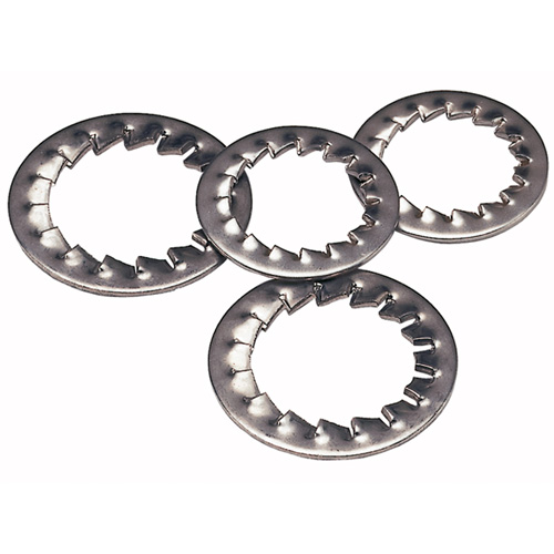 Image for Stainless Steel Serrated Steel Washers