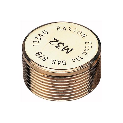 Image for Flameproof (ATEX) Tamperproof Stopper Plugs