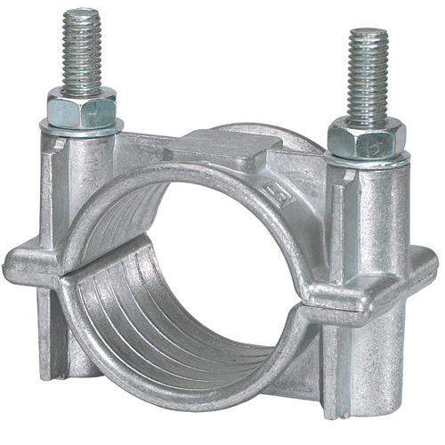 Image for Aluminium Two Bolt Cable Cleats