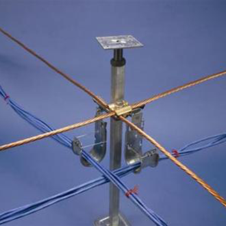Erico Signal Reference Grid Pedestal Clamps