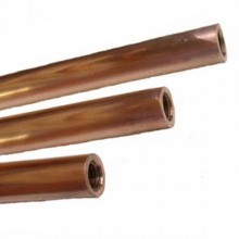 Solid Copper Earth Rods & Accessories