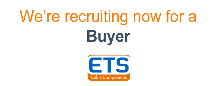 Recruitment Ad For ETS Buyer 2016
