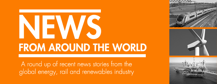 News From Around The World Banner