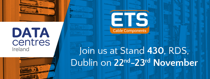 Visit ETS at DataCentres Ireland 2017