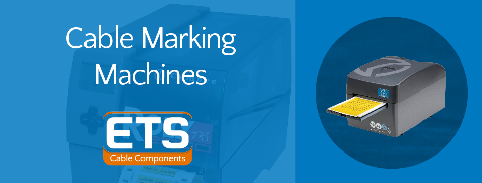 ETS Cable Marking Machines