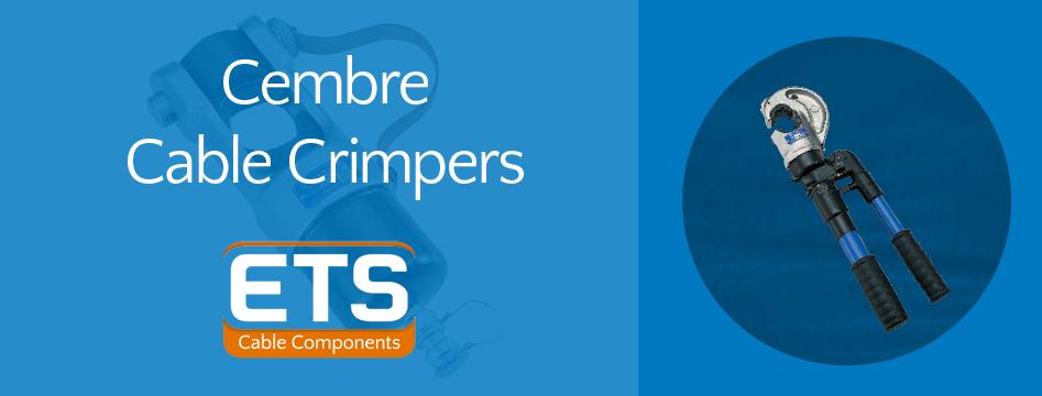 Cembre Cable Crimpers