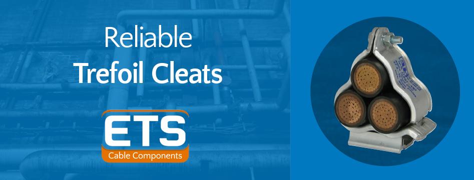 ETS Reliable Trefoil Cleats