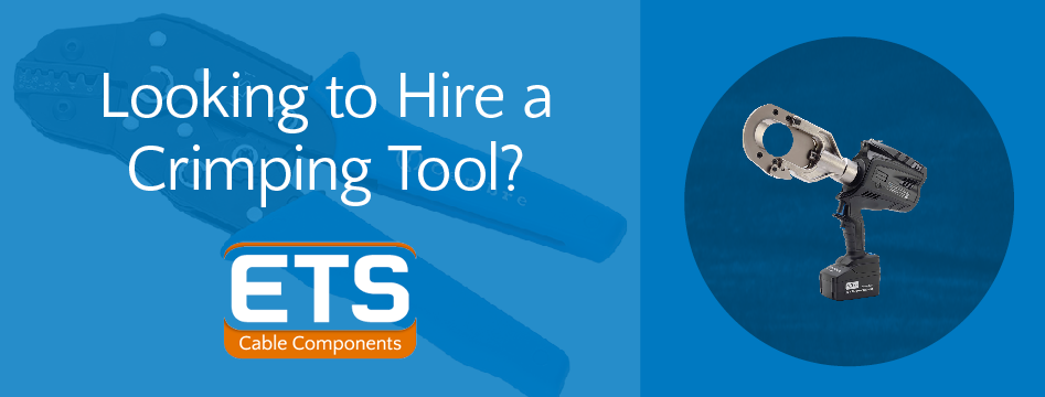 ETS Crimping Tool Hire