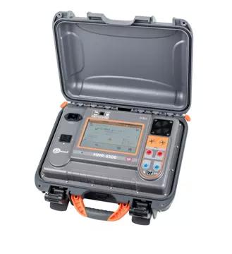 Sonel MMR-6500 100A Micro-Ohmmeter