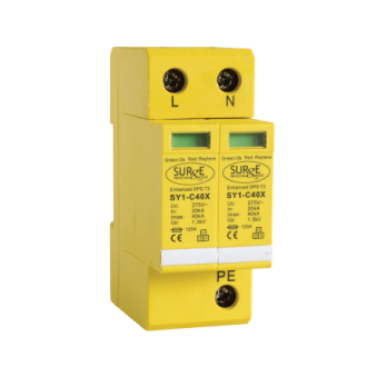 Type 2 & Type 3 Surge Protection Fully Compliant to BSEN62305, BSEN61643-11, BS7671